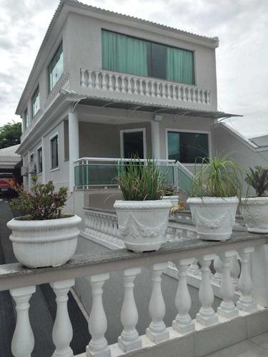 Linda Casa No Condominio Verde Ville - Ci1933
