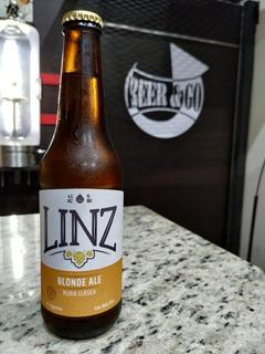 Cerveza Linz Sin Tacc Free Gluten Blonde Ale Botella 355 Cm3