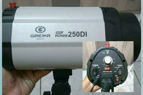 Flash Tocha Greika 250 Di 110v