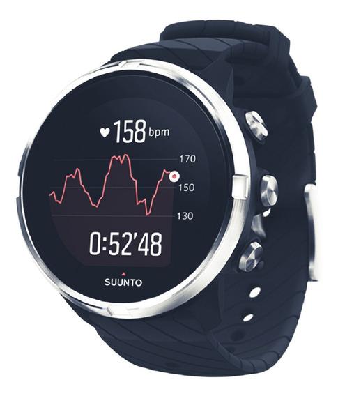Relogio Smartwatch Suunto 9 Black Wrist Hr (caixa Lacrada)