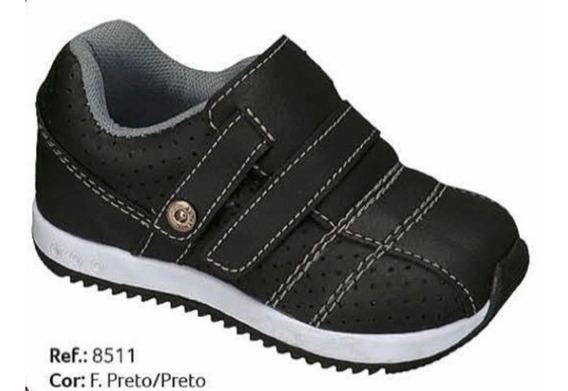 Sapato Casual Menino Sames Infantil - Ref. 8511