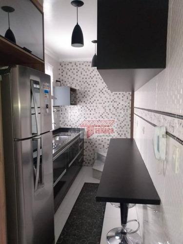 Cobertura Com 2 Dormitórios À Venda, 38 M² Por R$ 350.000,00 - Vila Humaitá - Santo André/sp - Co0698