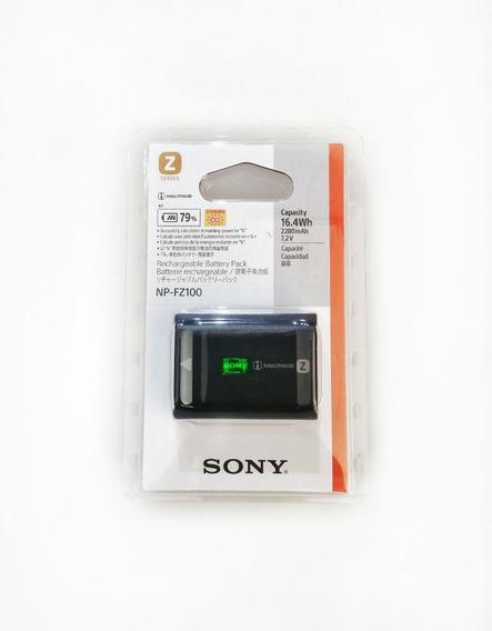 Bateria Original Sony Np-fz100 P/ Sony Alpha9 E A7riii A7iii
