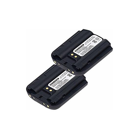 El Paquete Combinado De Baterías De Repuesto Norand Ab1 Incl