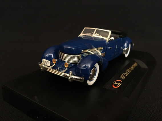 Miniatura 1937 Cord 812 Supercharged-yatming-esc1/32-(10284)