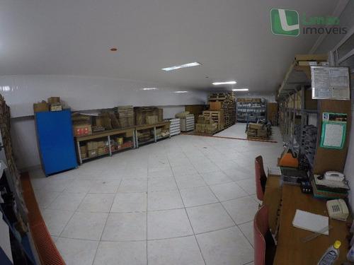 Imagem 1 de 14 de Galpão Para Alugar, 273 M² Por R$ 6.035,00/mês - Limão (zona Norte) - São Paulo/sp - Ga0030