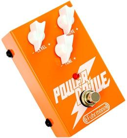 Novo Fuhrmann Power Drive Pedal De Distorção P/ Guitarra
