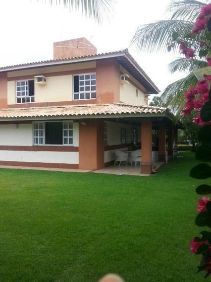 Casa Em Itapuã, Salvador/ba De 460m² 5 Quartos À Venda Por R$ 1.300.000,00 - Ca194144