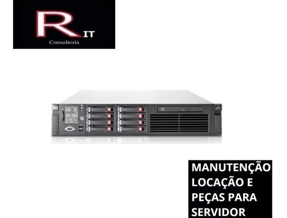 Kit Com 2 Servidores Hp Proliant Dl380 G7 2 Sixcore 128 Gb