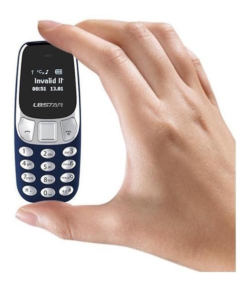 Retro Mini Small Celular Nano Phone Bluetooth Dual Sim