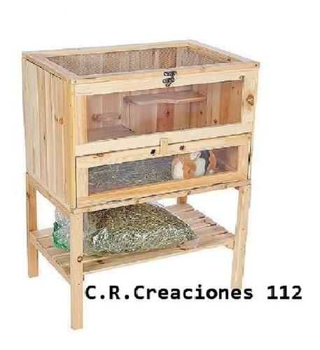 Jaula De Conejo De India, Cobayas, Cuis, Chinchilla