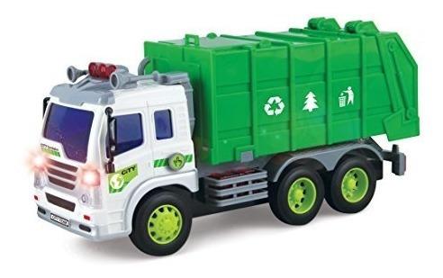Vehiculo Impulsado Por Friccion Saneamiento Camion De Basura