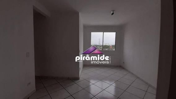 Apartamento Com 3 Dormitórios À Venda, 64 M² Por R$ 205.000,00 - Jardim América - São José Dos Campos/sp - Ap11379