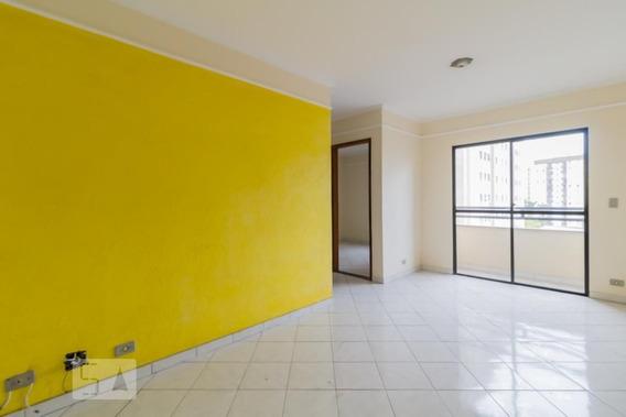 Apartamento No 6º Andar Com 2 Dormitórios E 1 Garagem - Id: 892947586 - 247586