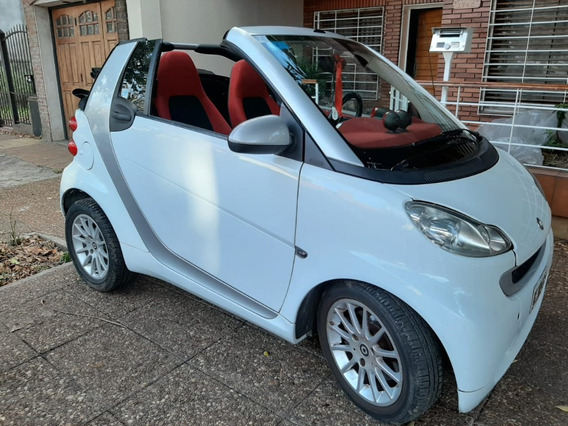 Smart Fortwo Passion Cabriolet 2 Puertas