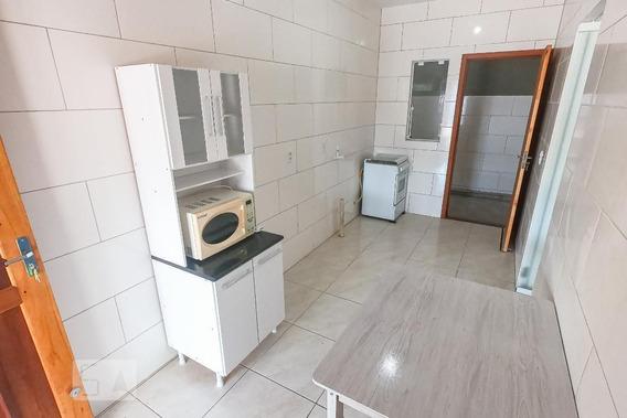 Casa Mobiliada Com 1 Dormitório E 1 Garagem - Id: 892978410 - 278410