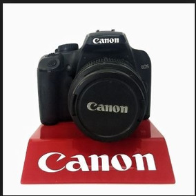 Camera Digital Canon Rebel Xs+ 03 Lentes + Mochila Usada