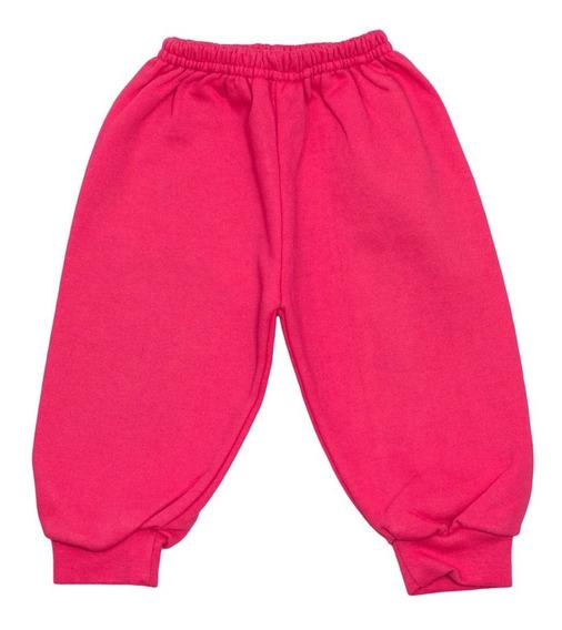 Pantalon Babucha De Algodon Frizado Con Puño Bebes