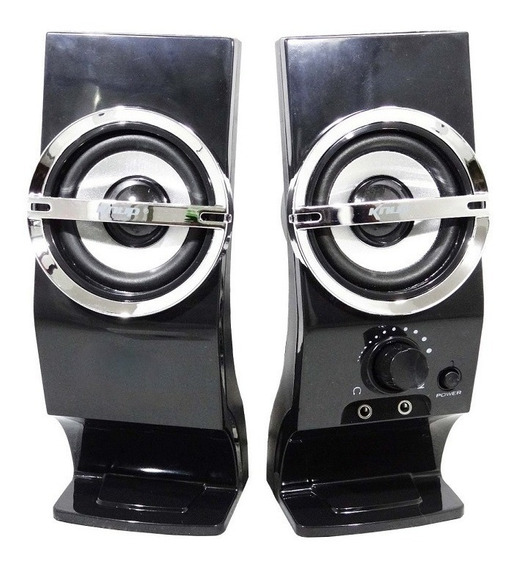 Caixa De Som Stereo Amplificada iPhone Galaxy LG Nokia