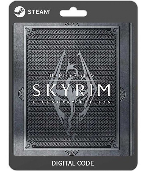 The Elder Scrolls V Skyrim Legendary Edition Steam Pc Key