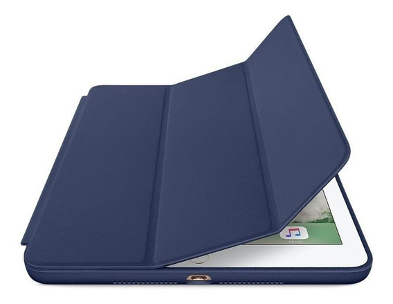 Capa Completa iPad Air2 A1566 A1567 Smart Case Varias Cores