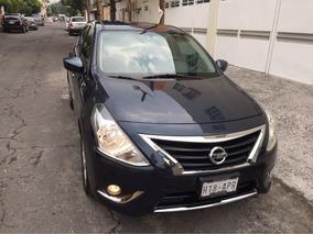 Nissan Versa Advanse 2017
