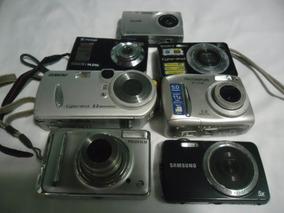 Kit 7 Maquinas Para Colecionar