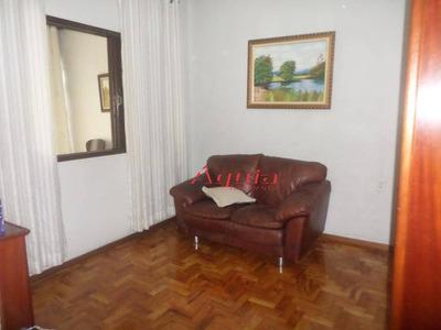 Sobrado À Venda, 306 M² Por R$ 700.000 - Parque Novo Oratório - Santo André/sp - So1061