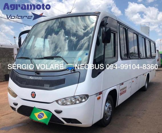 Micro Ônibus Agrale/marcopolo Sênior Executivo Cor Branca
