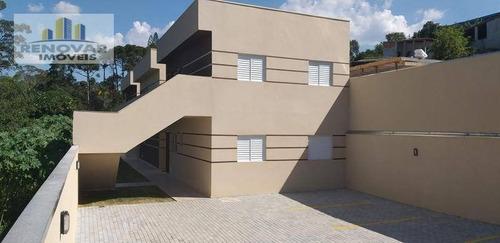 Imagem 1 de 11 de Casa Com 2 Dormitórios À Venda, 49 M² Por R$ 169.000,00 - Vila São Paulo - Mogi Das Cruzes/sp - Ca0384
