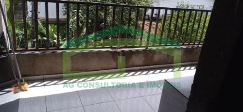 02283 -  Sobrado 3 Dorms, Jardim Elvira - Osasco/sp - 2283