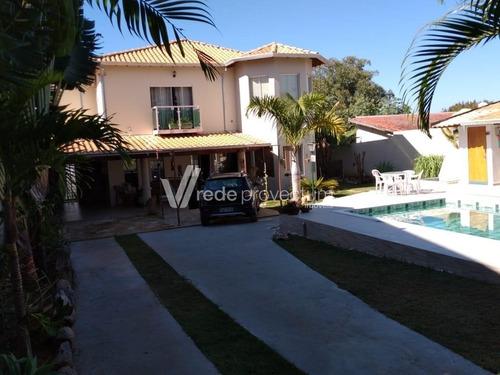 Casa À Venda Em Parque Dos Pomares - Ca000327