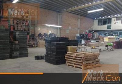 Local Comercial Con Bodega 480 M2 En Colonia Quinta Velarde
