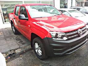 Volkswagen Vw Amarok Trendline 4x2 Pack Electrico Y Llantas
