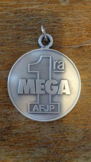 Medalla 1° Mega Afjp Origenes Premio T C 2000 De 1998