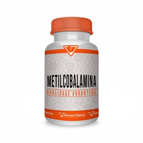 Imagem 1 de 1 de Metilcobalamina 5.000mcg - Vitamina B12- 60 Compr Sublingual