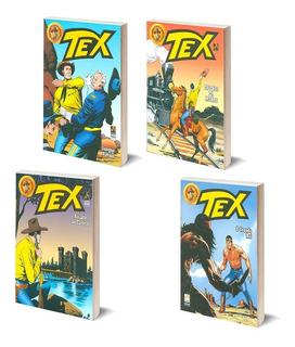 Revista Tex Em Cores Coleção Tex Colorido Editora Mythos
