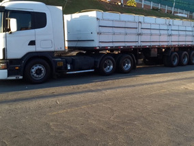 Scania 124 360 + Carreta Randon