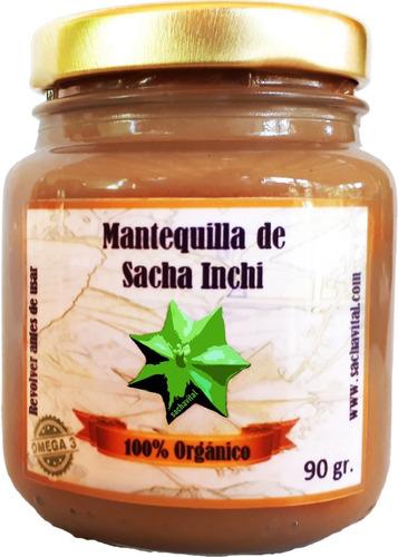 Mantequilla De Sacha Inchi 90 Gr. - Unidad a $9500