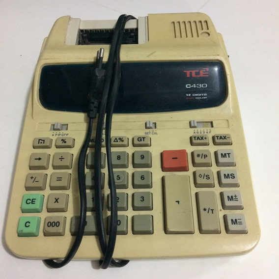 Calculadora De Bobina Tce C430 #531