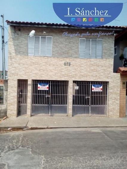 Casa Para Locação Em Itaquaquecetuba, Vila Miranda, 1 Dormitório, 1 Banheiro - 170928b_1-817287