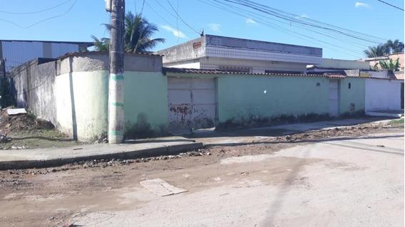 Casa Em Chácaras Rio-petrópolis, Duque De Caxias/rj De 150m² 2 Quartos À Venda Por R$ 115.000,00 - Ca322638