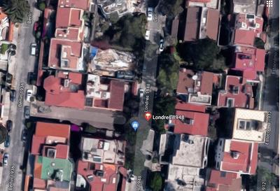 Casa En La Mejor Zona De Coyoacan Precio Inmejorable