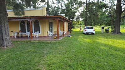 Campo Gral. Rodriguez 3 Hs Casa Ppal 4 Amb 2 Bañ, C. Caseros