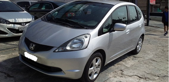Honda Fit Lx 1.4 Automático 2012 Apenas 76 Mil Km Impecável!