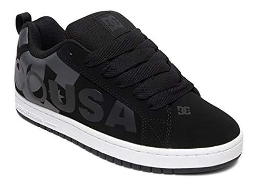 Zapato De Skate Dc Court Graffik Se Para Hombre