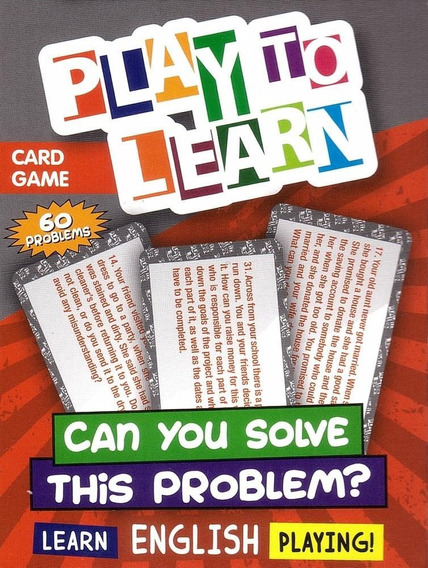 Can You Solve This Problem? - Play To Learn
