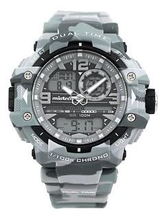 Reloj Mistral Camuflado Gadg-13614cm Agente Oficial Caba