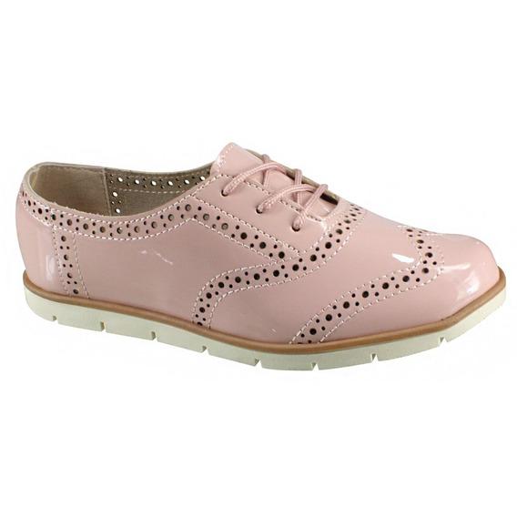 Sapato Oxford Moleca