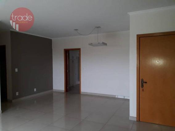 Apartamento Com 4 Dormitórios Para Alugar, 147 M² Por R$ 2.100/mês - Jardim São Luiz - Ribeirão Preto/sp - Ap4484